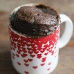 Healthy CBD Infused Mug Cake
